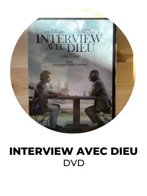 Interview avec Dieu DVD
